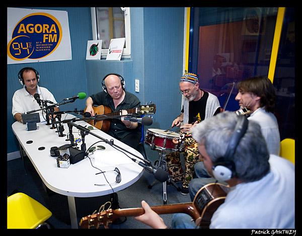 Prix d'excellence pour la «Boîte de Jazz » ce mercredi sur Agora FM