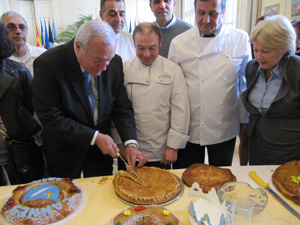 Cannes : «Qualité et innovation» le mot d'ordre du Président de la Fédération des Boulangers-Pâtissiers des Alpes Maritimes