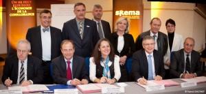 «Les Cordées de la Réussite» La Convention de Partenariat pour l'Egalité des Chances et la Réussite pour tous…
