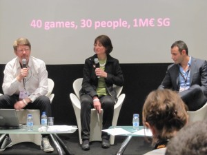 MIPTV Table ronde sur les jeux sociaux en ligne