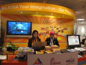 MIP TV 2010 3ème jour, Malaysia TV 069