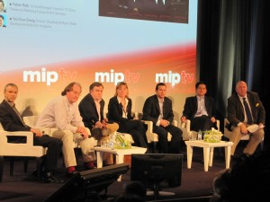 MIPTV 2010 Table ronde sur 3D TV