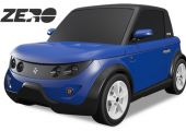 Une première au Salon Ever Stand V175 à Monaco la «Zero» de Tazzari : nouveau véhicule électrique…