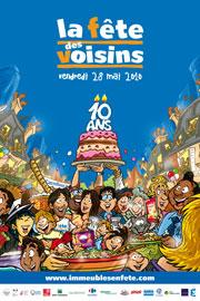 Cannes : La Fête des Voisins pour faire exister l'autre…