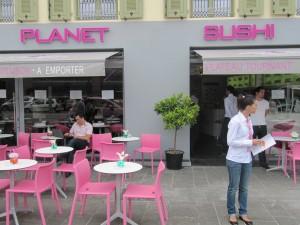 Planet Sushi 106