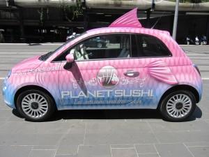 Planet Sushi 115