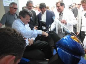 St TROPEZ : Le Salon SERVEST un marché prometteur…