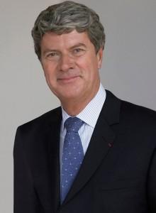 Louis Vuitton : décoration d'Yves Carcelle, président de Louis Vuitton, au titre de membre honoraire de l'ordre du mérite néo-zélandais…