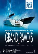 La Rochelle : Du 15 au 20 Septembre 2010 Salon Nautique International à Flot :Les Sociétés de la Région PACA présentent leurs nouveautés au Grand Pavois…