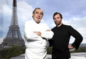 Gastronomie : Art Home provoque le 20 Novembre 2010 la rencontre au sommet de deux chefs d'exception : Gilles STASSART et Marc MENEAU…