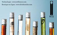 Gastronomie : WIT (for «Wine in Tube»), l'innovation au service de la tradition…