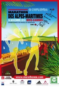 Marathon Nice-Cannes : le sport en vedette et autant d'heureux…
