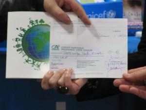 CANNES : Le Palais des Festivals et des Congrès soutient l'UNICEF pour la 5 ème année…