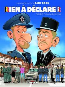 Les Editions DELCOURT annoncent la sortie de «RIEN A DECLARER la B.D» le Mercredi 2 Février 2011 dans toutes les librairies…