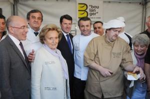 60 kgs de pièces jaunes, pour les boulangers des Alpes Maritimes…