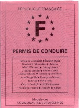 Permis de conduire : Nouvelle tarification des retraits de points
