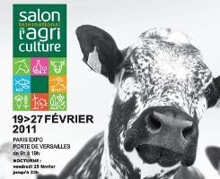 Paris « Porte de Versailles » : Salon International de l'Agriculture 2011…