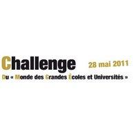 Le «Challenge du monde des Grandes Ecoles et des Universités» : le samedi 28 Mai 2011 au Stade Charléty Paris (13 ème) un évènement hors norme pour donner une nouvelle dimension à sa marque employeur…
