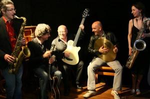 Jazz : concerts du groupe Tullia MORAND Quintet…