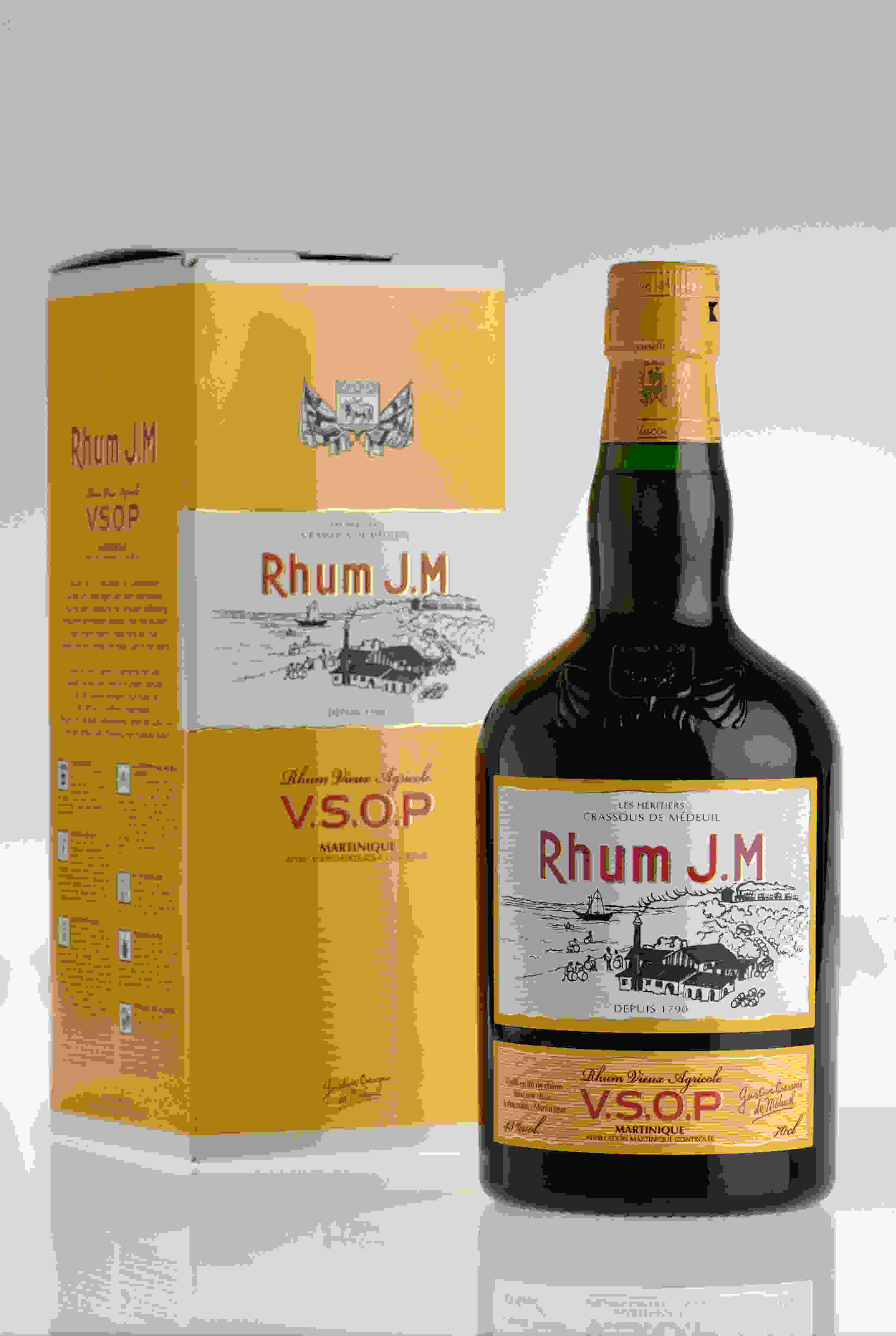 Les Rhums vieux J.M : Une nouvelle identit&#8230;