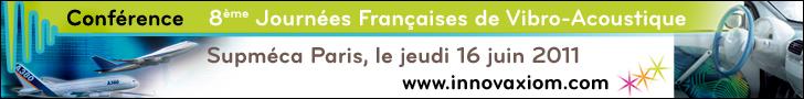 8 ème Journée Française de l'acoustique et des vibrations…