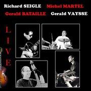 Richard SEIGLE : Le Jazz comme sujet de conversation…