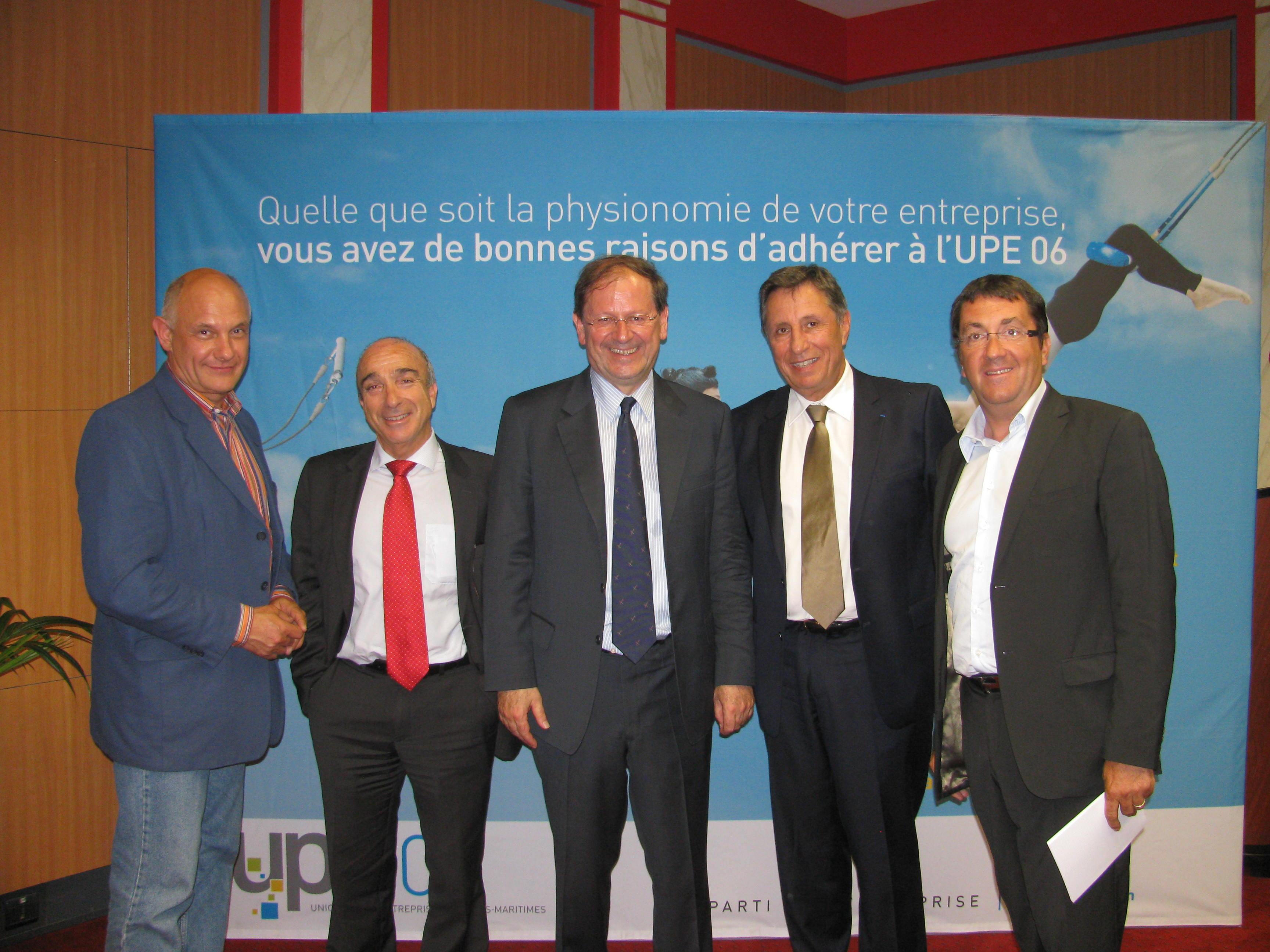 Yvon GROSSO, UPE 06 : Retour sur une première année de mandature, et perspectives 2011…