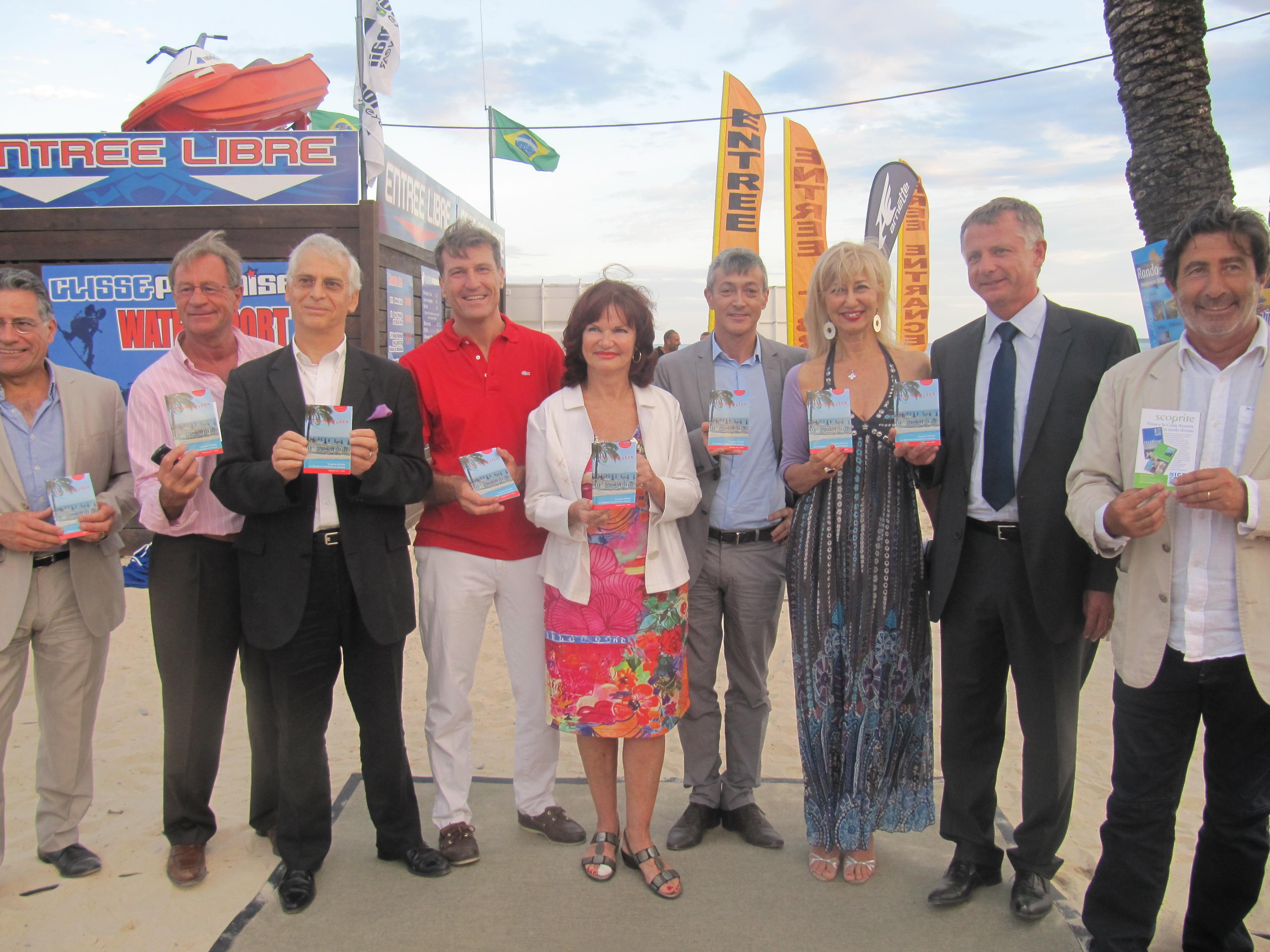 Lilas spak nous confie son guide costazzurra 2011 2012 for Chambre de commerce italienne en france