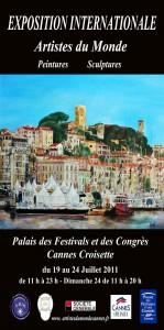 Palais des Festivals Cannes : Remise des «Prix Artistes du Monde»…