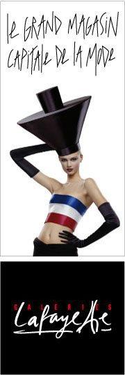 Les Galeries Lafayette : Le plus grand défilé de Mode du Monde à Cannes…