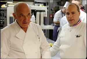 Cannes : Le «Restaurant PARK 45 du Grand Hôtel» vous propose les 28 & 29 Septembre 2011 des dîners à 6 mains pour un menu «3 Etoiles»…