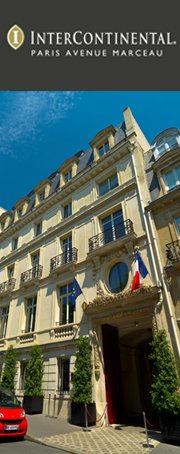 INTERCONTINENTAL PARIS AVENUE MARCEAU : OFFREZ-VOUS LE LUXE D'UN GRAND CHEF…