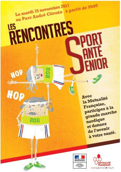 Rencontre nice senior