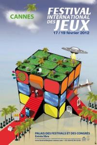 Cannes : Festival International des Jeux du 17 au 19 Février 2012…
