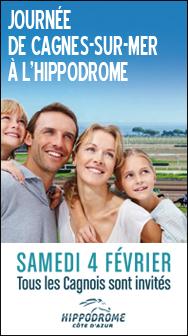 Journée de Cagnes sur Mer à l'Hippodrome samedi 4 Février 2012…