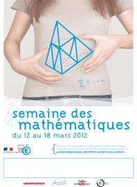 Académie de Nice : Première semaine des mathématiques du 12 au 18 Mars 2012…