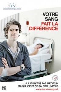 Cannes encourage le don du sang : deux collectes et une campagne de promotion…