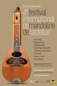 Castellar : 4ème Festival International de Mandoline 2012…