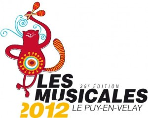 Les Musicales du Puy-en-Velay du 11 au 18 Juillet 2012&#8230;