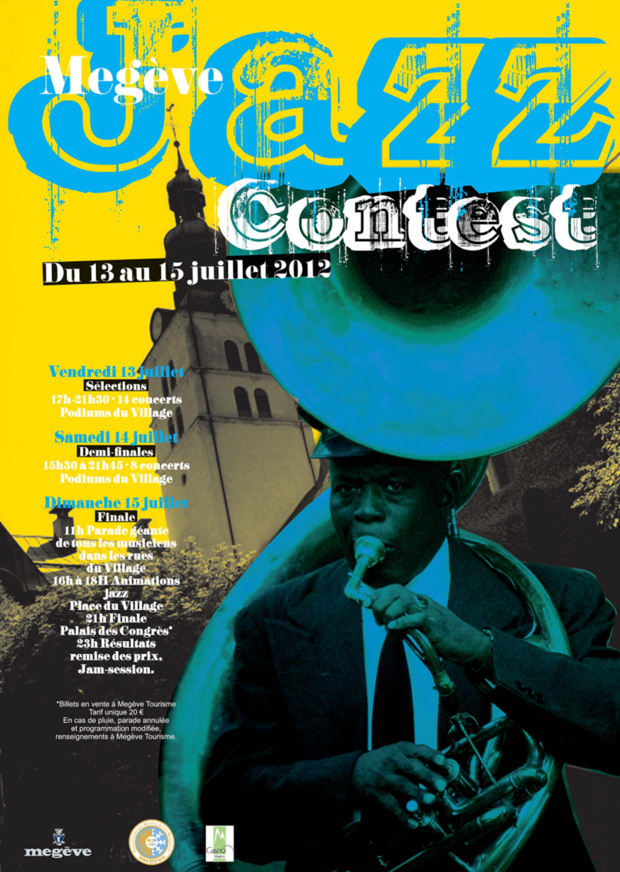 Mgve Jazz Contest du 13 au 15 Juillet 2012&#8230;