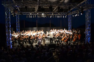 Tourrette-Levens : Orchestre Rgional de Cannes PACA dans le cadre du &laquo;&nbsp;Festival des Nuits Musicales et Culturelles&nbsp;&raquo;&#8230;