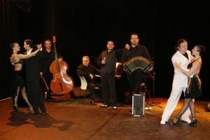 Tourrette-Levens : «Tangoforte» dans le cadre du Festival des «Nuits musicales et culturelles»…