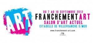 Villefranche-sur-Mer : «3ème Edition du Salon Franchement Art  » …