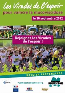 L'Association «Vaincre la Mucoviscidose» organise la 28è édition des «Virades de l'Espoir»…