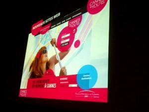 Le Palais des Festivals et des Congrès annonce la nouvelle stratégie de communication on-line et communautaire de la destination Cannes…