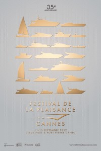 Festival de la Plaisance à Cannes : 10 ème anniversaire de «Sunreef Yachts» avec Lech Walesa…