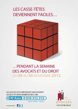 Barreau de Grasse : Semaine des Avocats et du Droit…