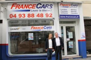 «France Cars», premier loueur indépendant de véhicules en France, annonce le rachat de «Allocar» à Strasbourg…