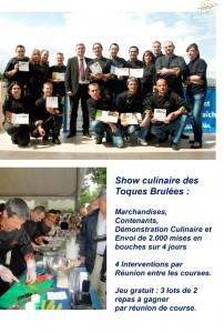 Cagnes sur Mer : «Semaine de la Gastronomie» à l'hippodrome de la Côte d'Azur…