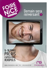 LA FOIRE DE NICE 2013 SERA&#8230;RENVERSANTE